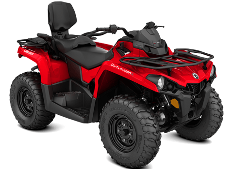 2016 Can-Am Outlander™ L MAX 450 in New Britain, Pennsylvania