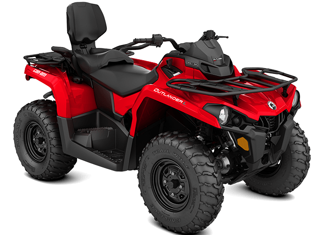2016 Can-Am Outlander™ L MAX 570 in Canton, Ohio