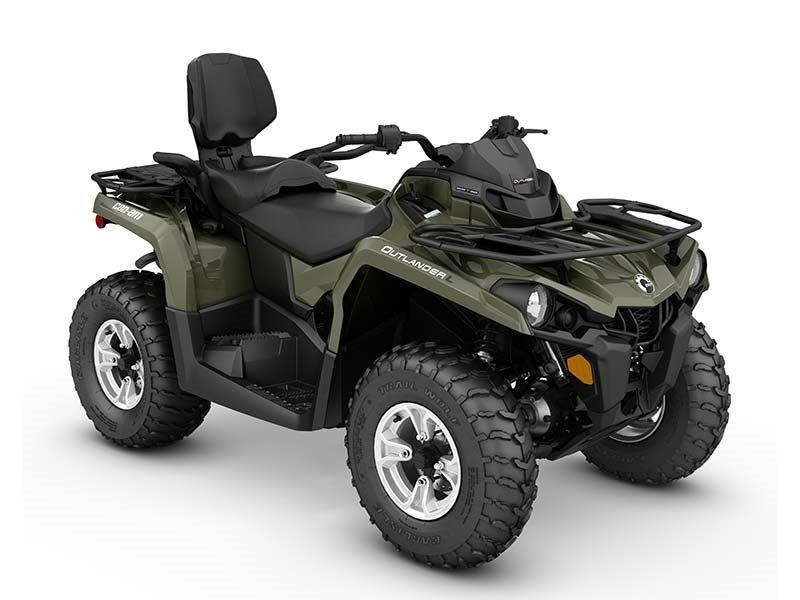2016 Can-Am Outlander™ L MAX DPS 450 in Canton, Ohio