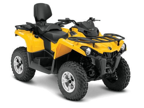 2016 Can-Am Outlander™ L MAX DPS 450 in Zulu, Indiana