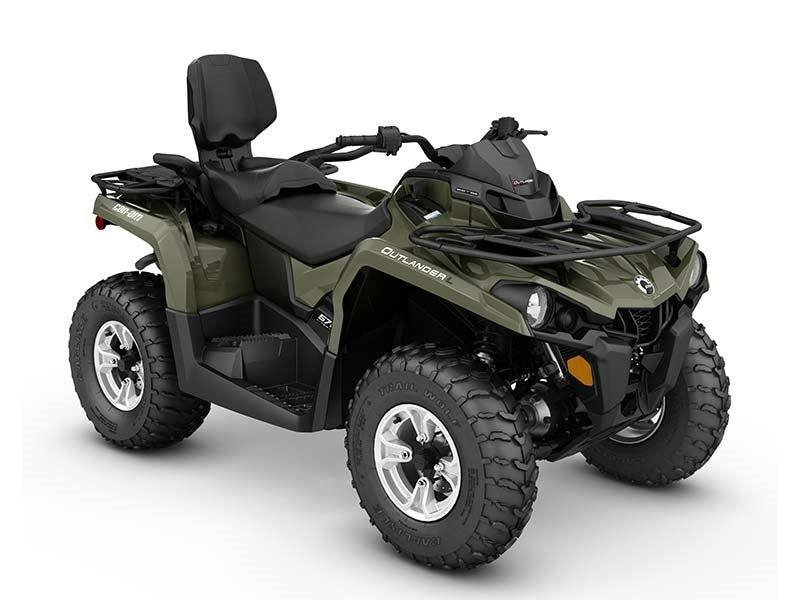 2016 Can-Am Outlander™ L MAX DPS 570 in Hanover, Pennsylvania