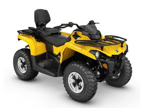 2016 Can-Am Outlander™ L MAX DPS 570 in New Britain, Pennsylvania