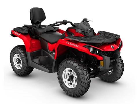 2016 Can-Am Outlander™ MAX DPS™ 570 in Hanover, Pennsylvania