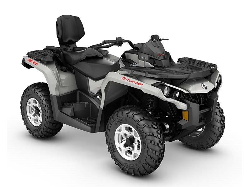 2016 Can-Am Outlander™ MAX DPS™ 650 in Canton, Ohio