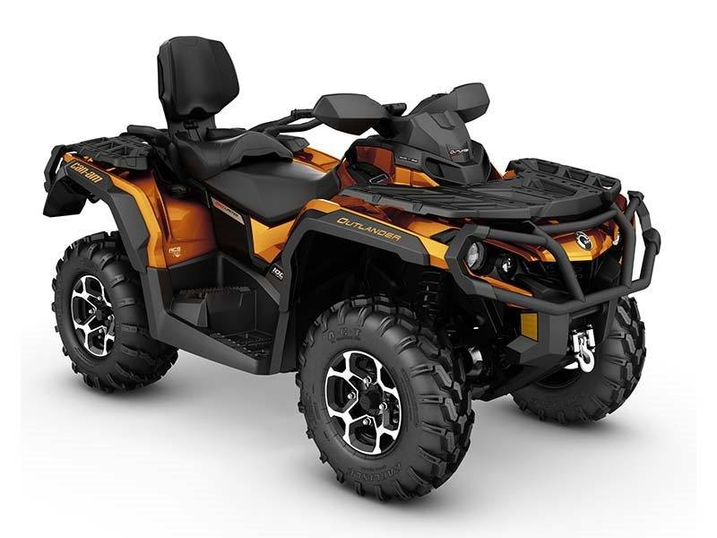 2016 Can-Am Outlander™ MAX Limited in Douglas, Georgia