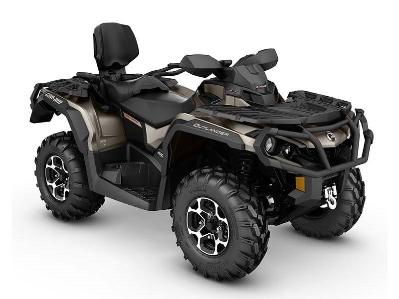 2016 Can-Am Outlander™ MAX Limited in Columbia, South Carolina