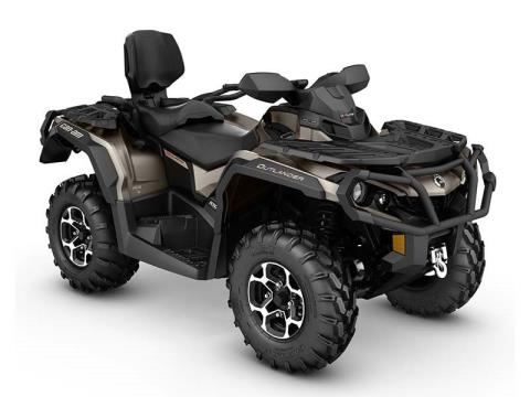 2016 Can-Am Outlander™ MAX Limited in Flagstaff, Arizona