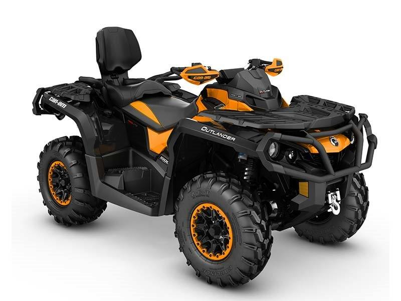 2016 Can-Am Outlander™ MAX XT-P™ 1000 in Douglas, Georgia