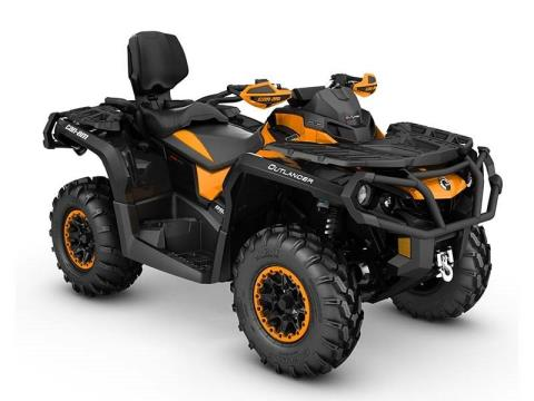 2016 Can-Am Outlander™ MAX XT-P™ 850 in Elizabethton, Tennessee