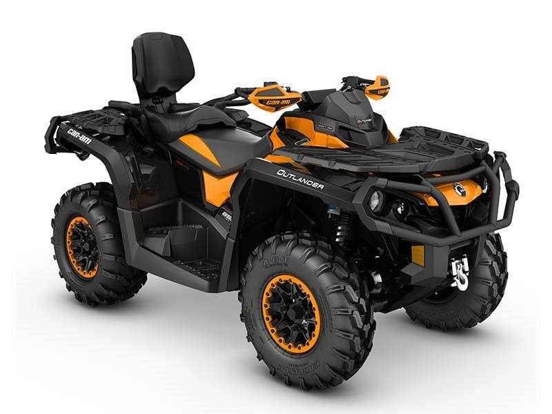 2016 Can-Am Outlander™ MAX XT-P™ 850 in Canton, Ohio
