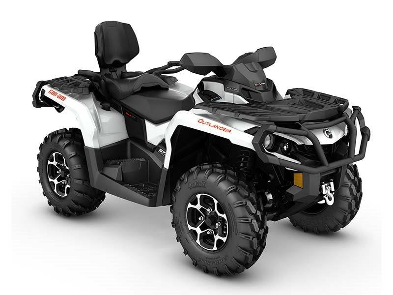 2016 Can-Am Outlander™ MAX XT™ 570 in Canton, Ohio