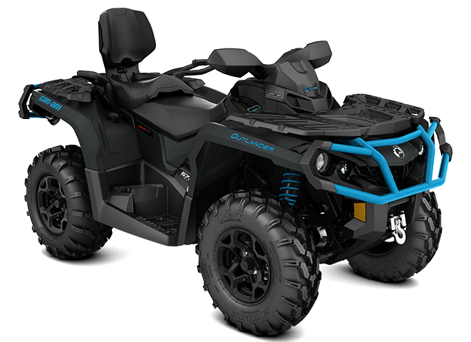 2016 Can-Am Outlander™ MAX XT™ 650 in Hanover, Pennsylvania