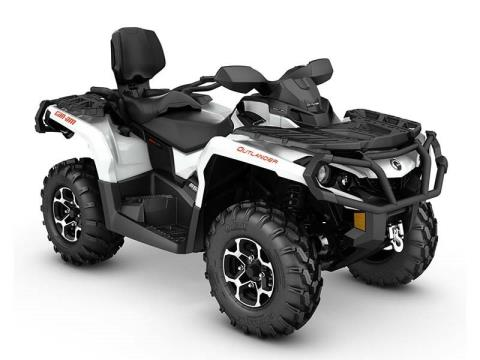 2016 Can-Am Outlander™ MAX XT™ 650 in Fond Du Lac, Wisconsin