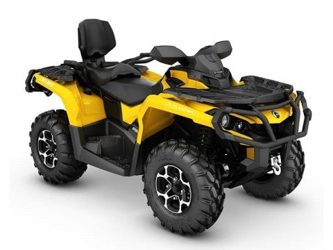 2016 Can-Am Outlander™ MAX XT™ 650 in Derby, Vermont