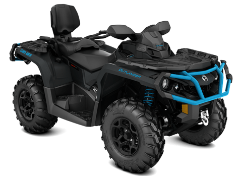2016 Can-Am Outlander™ MAX XT™ 850 in Springville, Utah
