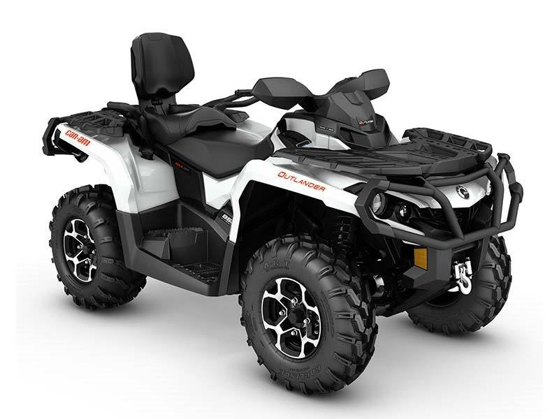2016 Can-Am Outlander™ MAX XT™ 850 in Canton, Ohio