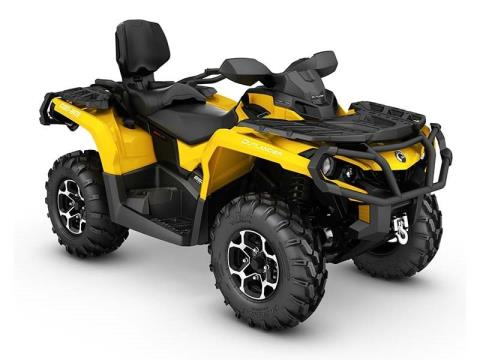 2016 Can-Am Outlander™ MAX XT™ 850 in Kittanning, Pennsylvania