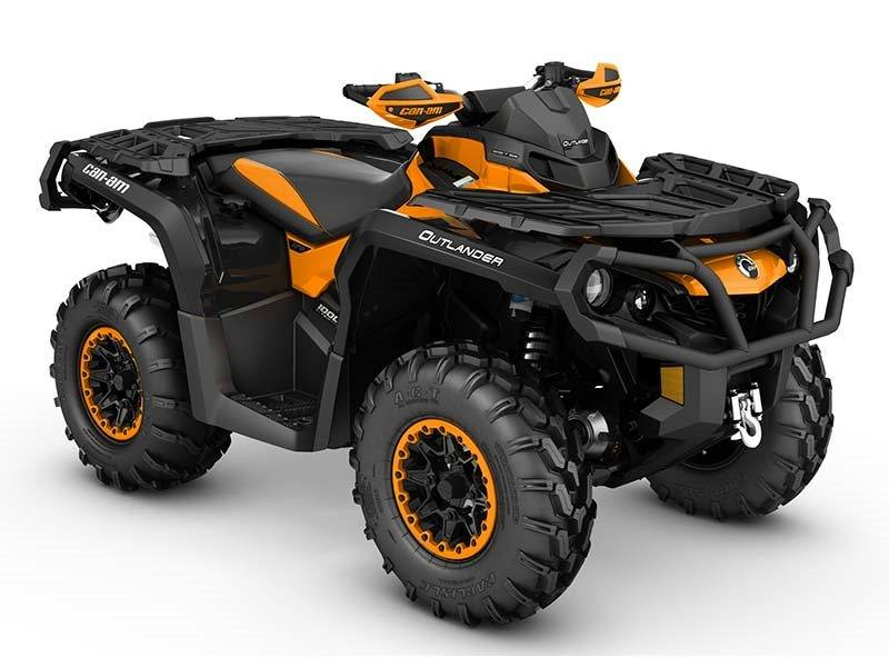 2016 Can-Am Outlander™ XT-P™ 1000R in Columbia, South Carolina