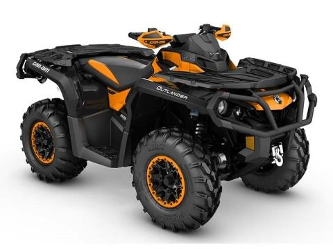 2016 Can-Am Outlander™ XT-P™ 850 in West Monroe, Louisiana