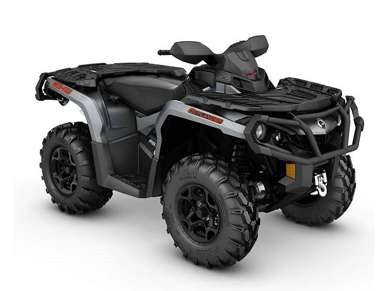 new 2016 can am outlander xt 650 atvs in bensalem pa. Black Bedroom Furniture Sets. Home Design Ideas