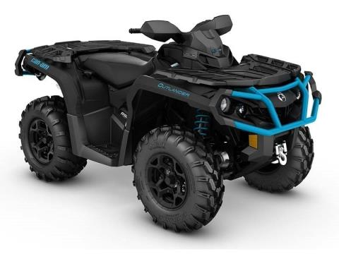 2016 Can-Am Outlander™ XT™ 650 in New Britain, Pennsylvania