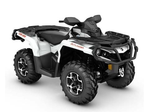 2016 Can-Am Outlander™ XT™ 650 in Brighton, Michigan