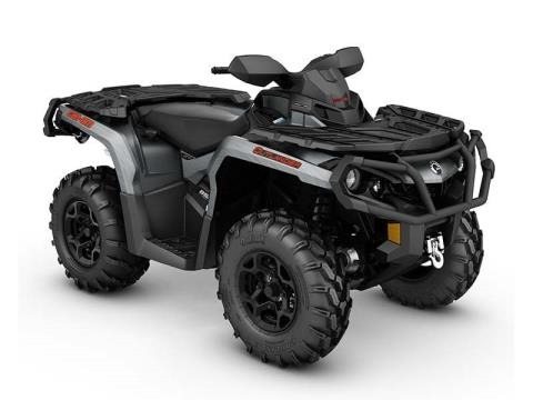 2016 Can-Am Outlander™ XT™ 850 in Elizabethton, Tennessee