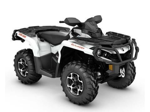 2016 Can-Am Outlander™ XT™ 850 in Columbia, South Carolina