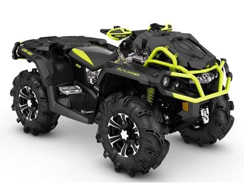 2016 Can-Am Outlander™ X® mr 1000R in Las Vegas, Nevada