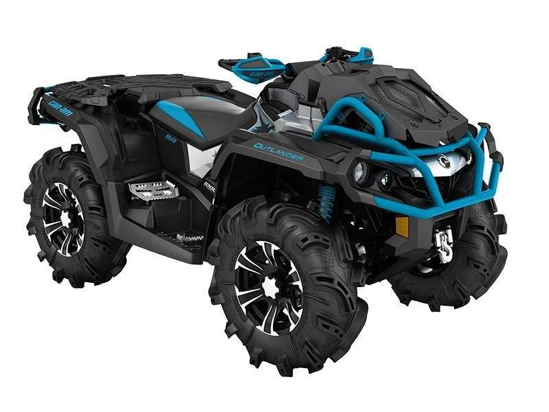 2016 Can-Am Outlander™ X® mr 1000R in Barre, Massachusetts