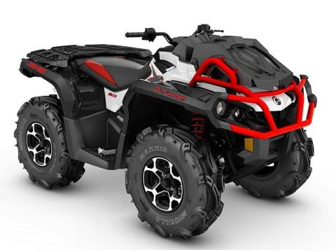 2016 Can-Am Outlander™ X® mr 650 in Barre, Massachusetts