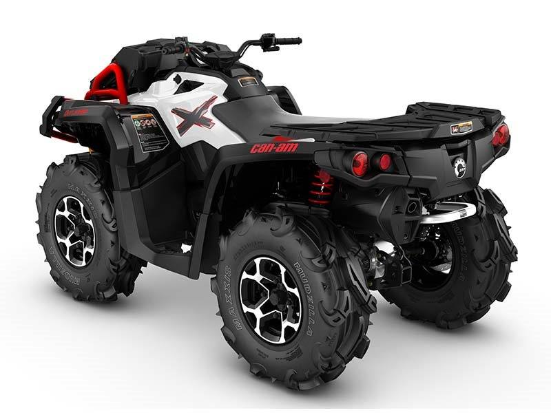 new 2016 can am outlander x mr 650 atvs in bensalem pa. Black Bedroom Furniture Sets. Home Design Ideas