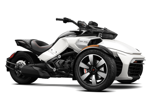 2016 Can-Am Spyder® F3-S SE6 in Grimes, Iowa