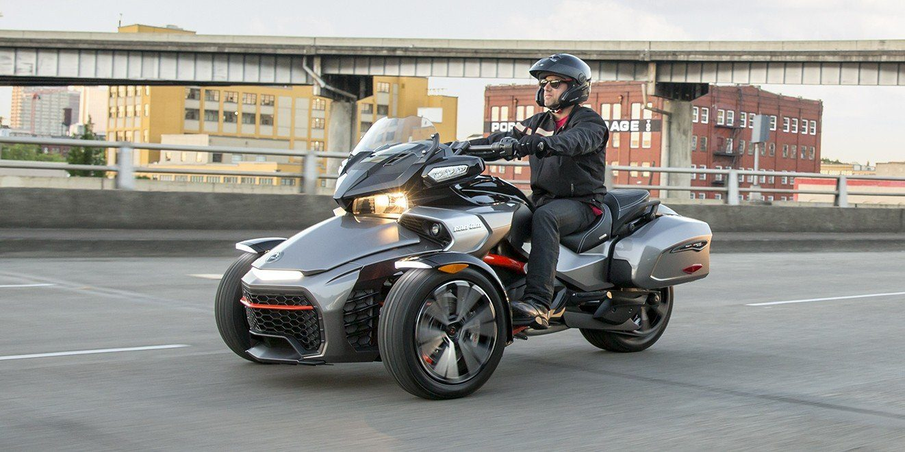 2016 Can-Am Spyder® F3-S SM6 in Canton, Ohio