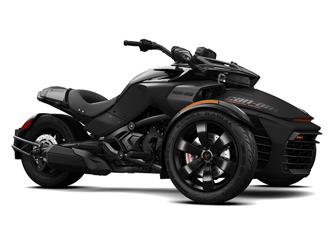 2016 Can-Am Spyder® F3-S Special Series in Barre, Massachusetts