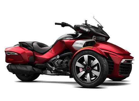 2016 Can-Am Spyder® F3-T SE6 w/ Audio System in Florence, Colorado