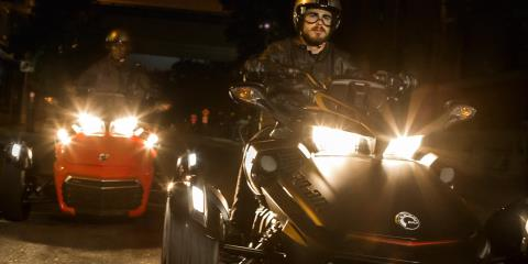 2016 Can-Am Spyder® F3-T SE6 w/ Audio System in Las Vegas, Nevada