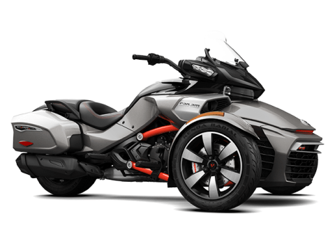 2016 Can-Am Spyder® F3-T SE6 w/ Audio System in Leland, Mississippi