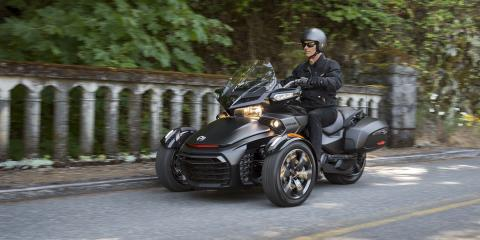 2016 Can-Am Spyder® F3-T SM6 in Canton, Ohio