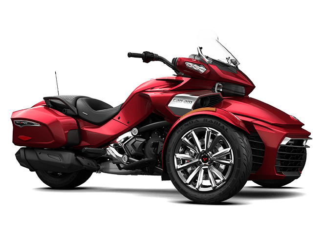 2016 Can-Am Spyder® F3 Limited in Barre, Massachusetts