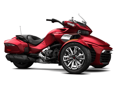 2016 Can-Am Spyder® F3 Limited in Florence, Colorado