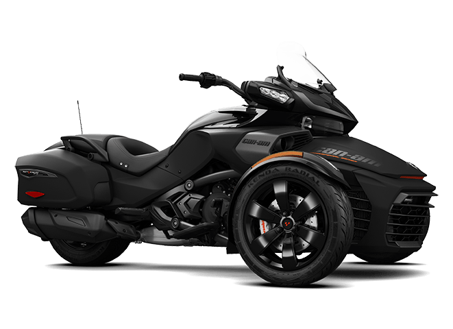 2016 Can-Am Spyder® F3 Limited Special Series in Barre, Massachusetts