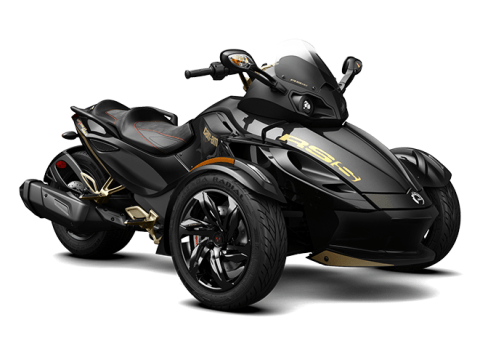2016 Can-Am Spyder® RS-S SE5 in Leland, Mississippi