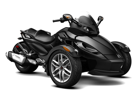 2016 Can-Am Spyder® RS SM5 in Bluefield, Virginia