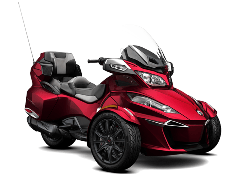 2016 Can-Am Spyder® RT-S SE6 in Florence, Colorado
