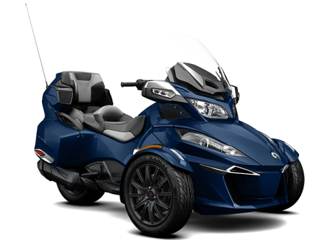 2016 Can-Am Spyder® RT-S SE6 in Derby, Vermont