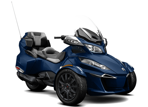 2016 Can-Am Spyder® RT-S SM6 in Olive Branch, Mississippi