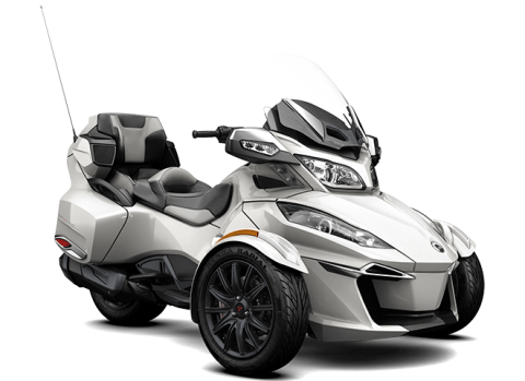 2016 Can-Am Spyder® RT-S SM6 in Las Vegas, Nevada