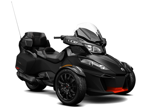 2016 Can-Am Spyder® RT-S Special Series in Hanover, Pennsylvania