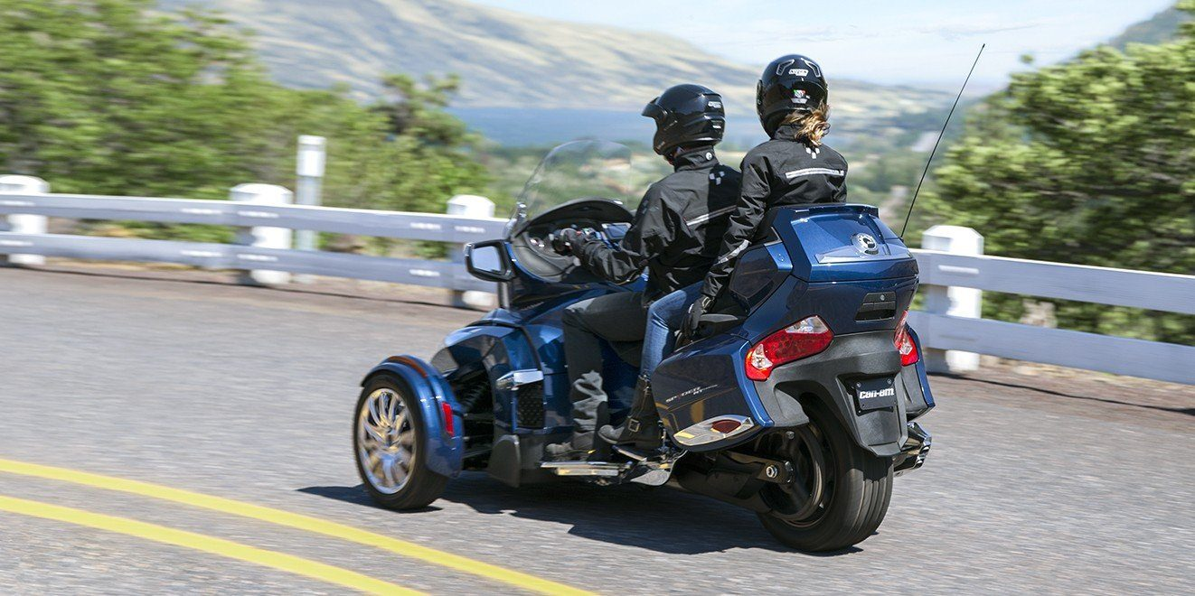 2016 Can-Am Spyder® RT Limited in Las Vegas, Nevada